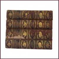 Полное собрание сочинений Фридриха Шиллера в 4 томах